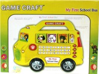 Gamecraft My First School Bus (Yellow)