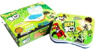 A R ENTERPRISES BEN 10 LEARNING LAPTOP (Multicolor)