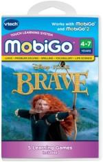 Vtech Learning & Educational Toys VTech Mobigo Software Cartridge Brave