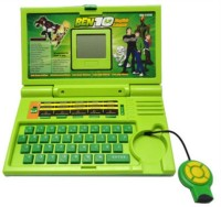 SMT Ben 10 English Learner Kids Laptop (Multicolor)