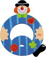 Sevi Learning & Educational Toys Sevi Letter Q Clown