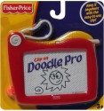 Fisher-Price Clip On Doodle Pro - Red, Yellow, White