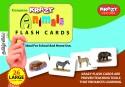 Mind Wealth Krazy Animals - Tamil Flashcards - Green, Blue, Brown