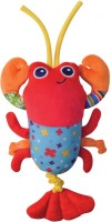 Parkfield Premium Developmental Baby Learning Toy - Pull String Musical Toy (Prawn) (Multicolor)
