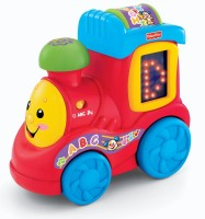Fisher-Price Laugh & Learn ABC Train (Red, Yellow, Blue, Green)