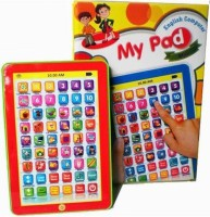 99DOTCOM PraSid Mini My Pad English (Multicolor) FOR KIDS (Multicolor)