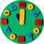 Little Genius Learning & Educational Toys Little Genius Circle Clock