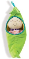 Manhattan Toy Snuggle Pod, Pea (Multicolor)