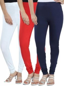 Generation New Women's Leggings Pack Of 3 - LJGE8YSY2HAUSAMY