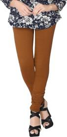 JV Wears Women's Beige Leggings