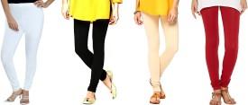 Nikita Cotton Women's Leggings Pack Of 4 - LJGE5GZ6V7UH2CCP