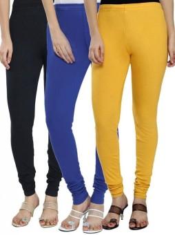 Generation New Women's Leggings Pack Of 3