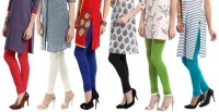 Amoya Women's Leggings - Pack Of 6 - LJGDZNKZDQTCHMHF