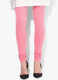 crazezone Girl's Pink Leggings