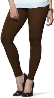 Bharosa Lovely Lady Women's Brown Leggings