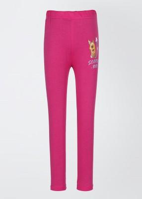 Scooby Doo Girl S Leggings Buy Pink Scooby Doo Girl S Leggings Online At Best Prices In India