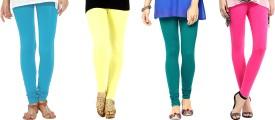 Nikita Cotton Women's Leggings Pack Of 4 - LJGE5GZ6YGNTTQAN