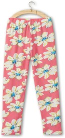 Camey Girl's Pink Leggings