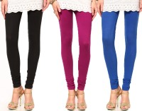 Castle Women's Leggings - Pack Of 3