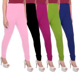 Apple Knitt Wear Women's Maternity Wear Pink, Black, Pink, Green, Blue Leggings