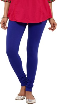 Aaboli Women's Blue Leggings