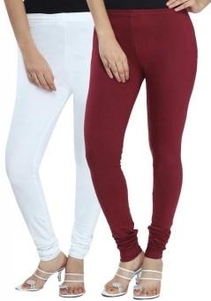 Generation New Women's Leggings Pack Of 2 - LJGE7QTRVG383JTM