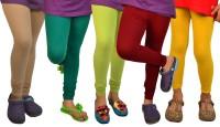 TSG My Kid Baby Girl's Leggings - Pack Of 5 - LJGDWZX6Y9WTVKDQ