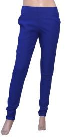 Romano Girl's Blue Jeggings
