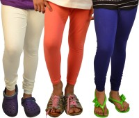 TSG My Kid Baby Girl's Leggings - Pack Of 3 - LJGDWZX5B2TRU5FV