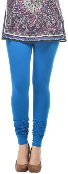 Ultimate Collection Women's Blue Leggings
