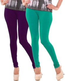shreemangalammart Girl's Multicolor Leggings