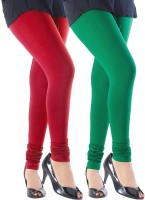 Slassy Women's Leggings Pack of 2