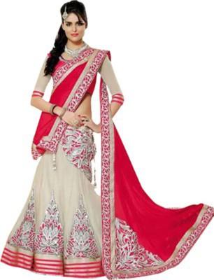 Vastra Embroidered Women's Lehenga Choli