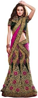 Zemi Self Design Women Lehenga Choli