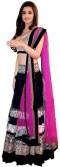 Khodal Fashion Embroidered Women's Lehenga, Choli and Dupatta Set