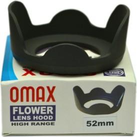 Omax 52mm Flower Lens Hood For Nikon 18-55mm Lens Lens Hood