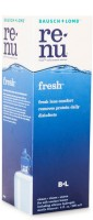 Bausch & Lomb Renu Fresh Multi-Purpose Cleaning Solution (120 Ml)