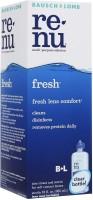 Bausch & Lomb Renu Fresh Multi Purpose Cleaning Solution (355 Ml)