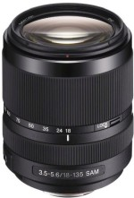 Sony DT 18 135 mm F3.5 5.6