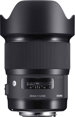 Sigma 20mm f/1.4 DG HSM Art lens for Canon Dslr Cameras