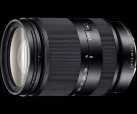 Sony E18-200mm F3.5-6.3 OSS LE E-mount  Lens
