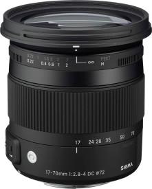 Sigma 17 - 70 mm f/2.8 - 4 DC Macro OS HSM Contemporary Lens for Nikon Cameras Lens