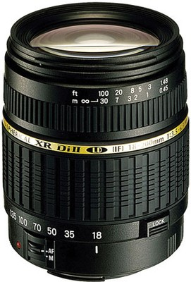 Buy Tamron AF 18 - 200 mm F/3.5-6.3 XR Di-II LD Aspherical (IF) Macro for Nikon Digital SLR Lens: Lens