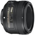 Nikon AF-S NIKKOR 50mm f/1.8G Lens: Lens