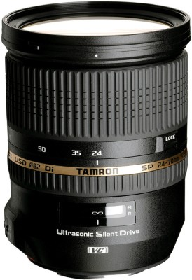 Buy Tamron SP 24 - 70 mm F/2.8 Di VC USD for Canon Lens: Lens