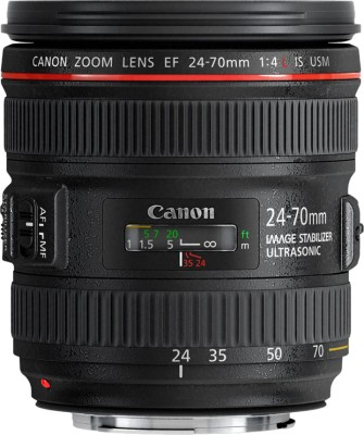 Canon EF 24 70 mm f/4L IS USM