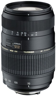 Buy Tamron AF 70 - 300 mm F/4-5.6 Di LD Macro for Nikon Digital SLR Lens: Lens