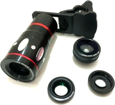 Seasonz International Universal 4 in 1 Mobile Lens Kit