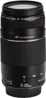 Canon EF 75 300 mm f/4 5.6 III USM