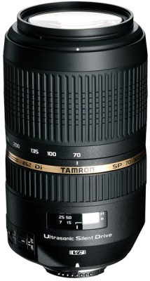 Buy Tamron SP AF 70-300 mm F/4-5-6 Di VC USD for Nikon Digital SLR Lens: Lens